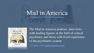 Episode 11 Bob Fiddaman: Taking on the Pharmaceutical Regulators and the Seroxat Scandal