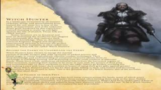 From Witch Hunter to Blood Hunter| Critical Role PDF Update for 5E D&D