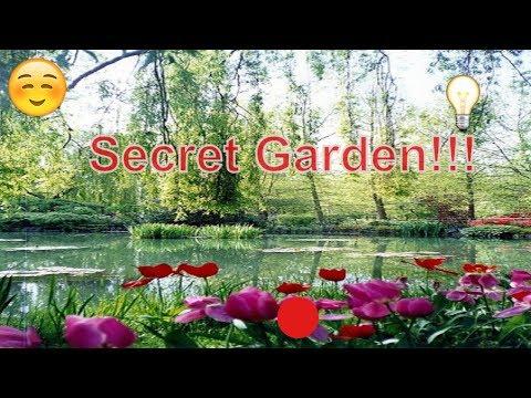 14 SECRET GARDEN IDEAS