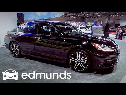 2017 Honda Accord Review | Features Rundown | Edmunds