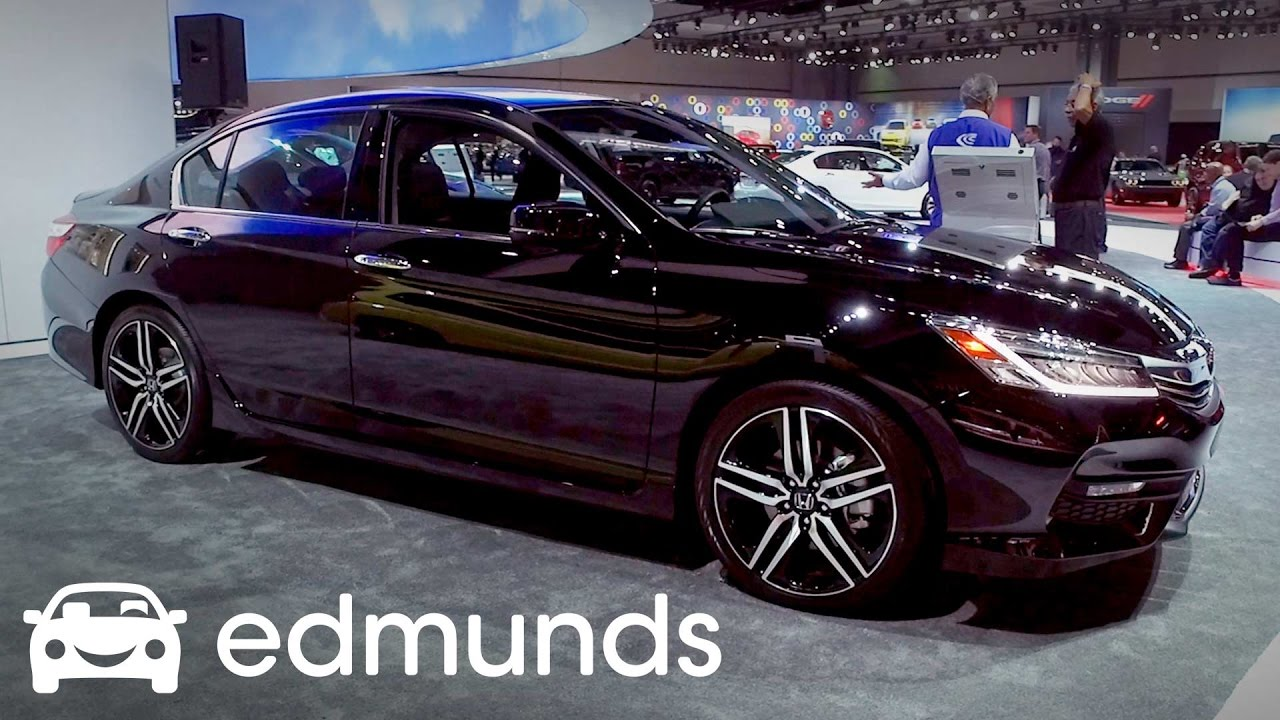 2017 Honda Accord Review Features Rundown Edmunds