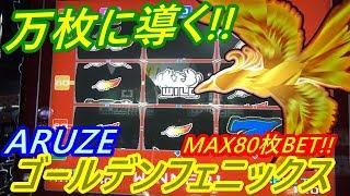 【メダルゲーム】もどかしいフェニックスを万枚に導く!! 果たして!!(2020.02.18)