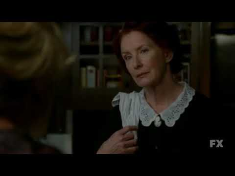American Horror Story Murder House - Constance Berates Moira