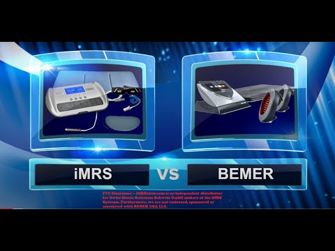 iMRS 2000 vs Bemer (Top 10 Reasons the iMRS Beats BEMER)