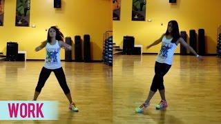 Ciara - Work ft. Missy Elliott (Dance Fitness with Jessica)