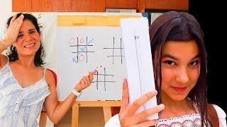 GANA el GATO y te lo COMPRO, TIC TAC TOE Challenge | AnaNana Toys