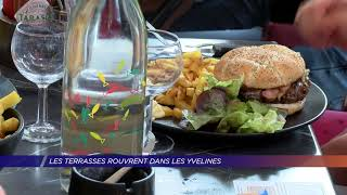 Yvelines | Les terrasses rouvrent dans les Yvelines