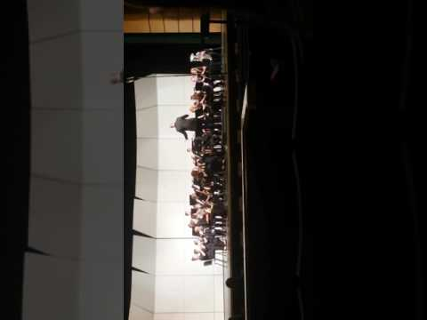 Dale middle school band