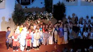 SVCS Christmas Program 121409 Part 1