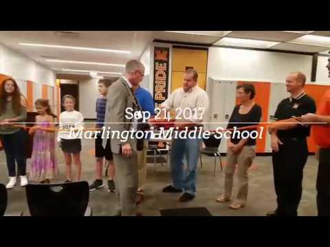 Marlington Middle School introduces science labs