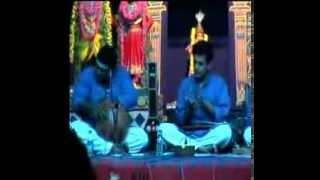 Ghatam Karthick Solo at Krishna Gana Sabha