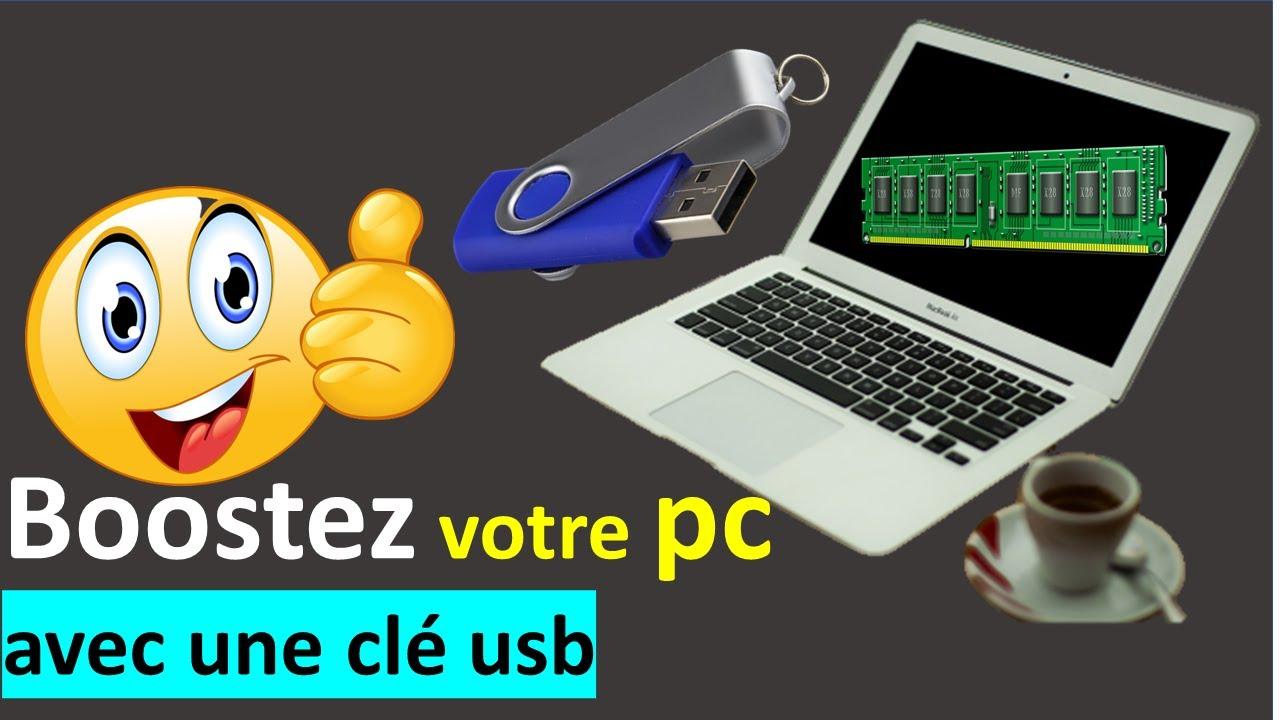 Download AJOUTER DE LA MEMOIRE VIRTUELLE SUR SON PC AVEC UNE CLE USB