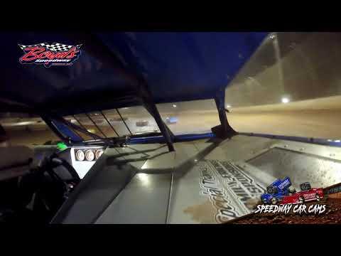 #84 Sam Hughes - Mini Stock - 2-2-20 Boyds Speedway Cabin Fever - In-Car Camera