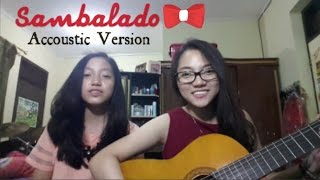Video Sambalado by Ayu Ting Ting  Accoustic Version cover by Meisye Laurencia ft Stefani download MP3, 3GP, MP4, WEBM, AVI, FLV Desember 2017