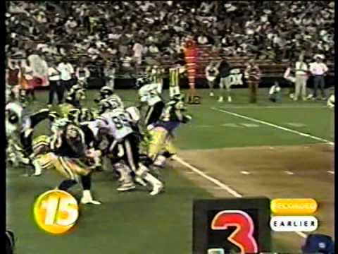 Rams vs.Chargers (pre season), 1998