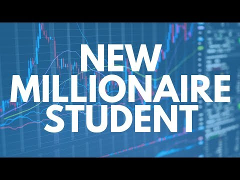 Announcing A New Millionaire Student