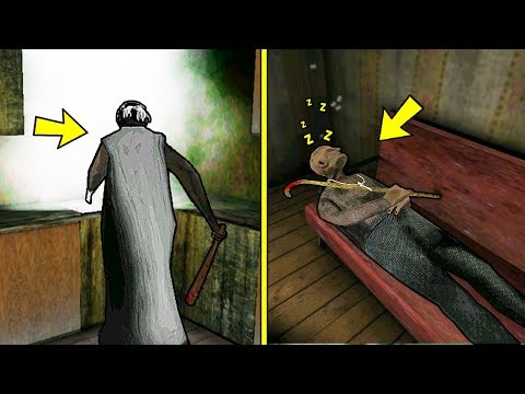 ALL EASTER EGGS & HIDDEN SECRETS! (Granny Chapter 2 Gameplay)