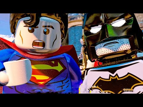 LEGO DC SUPER VILLAINS All Cutscenes Full Movie