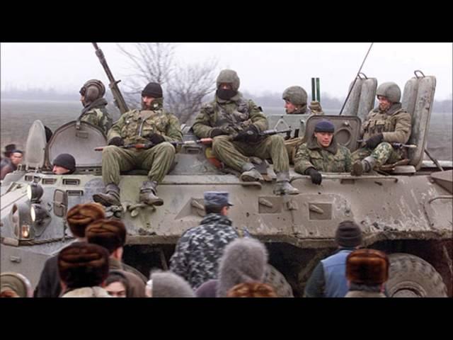 Como se gano la guerra de Grozni Chechenia-Tropas sirias han utilizado bombas de vacío