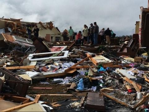Deadly Storms Strike South Georgia