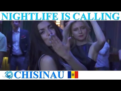 Chisinau, Nightlife is Calling #5