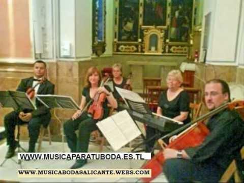 MUSICA PARA TU BODA ALMANSA ALBACETE