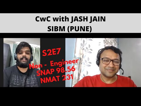 cwc-with-patrick-d'souza-s2e7-|-cat-|-sibm-(pune)-|-jash-jain-|-non-engineer