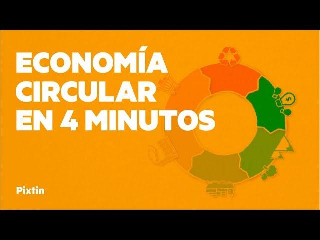 La economía circular en 4 minutos - Pixtin