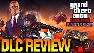 Gta 5 online arena war dlc update review! Rockstar games releases new gta 5 online dlc!