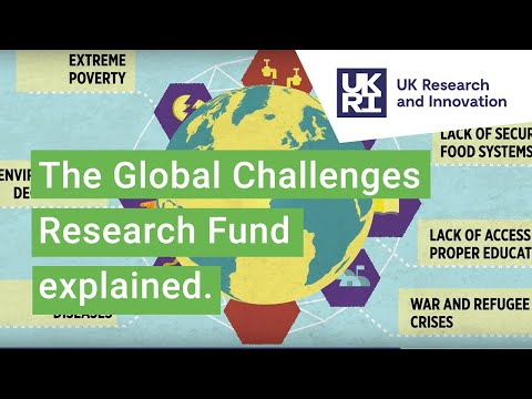 The Global Challenges Research Fund Explained. #GCRF