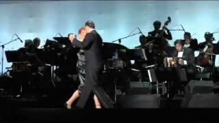"""""""Tango Argentino"""": María Nieves y Junior Cervila"""