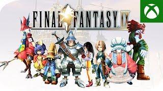 """FINAL FANTASY IX [Xbox One X] Gameplay Español """"Regreso a la infancia"""" (Pura Nostalgia)"""