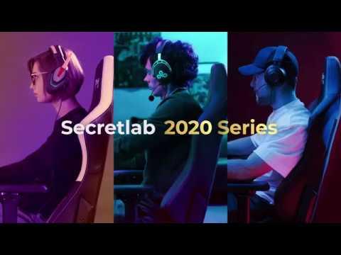 The Secretlab 2020 Series Experience