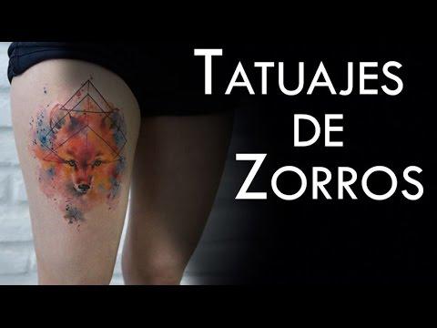 Tatuajes De Zorros Y Su Significado Youtube