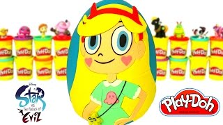 Star Kötü Güçlere Karşı Sürpriz Yumurta Oyun Hamuru - LPS Cicibiciler Barbie Oyuncakları