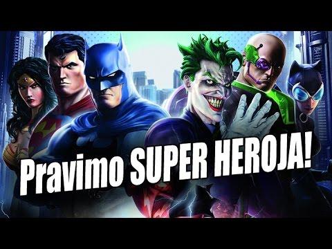 Pravimo Super Heroja!