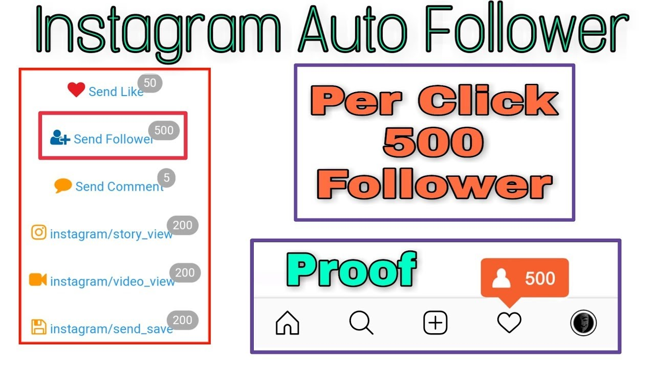 instagram auto follower bot apk