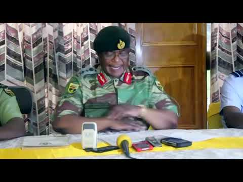 Zimbabwe military seizes power targeting 'criminals'