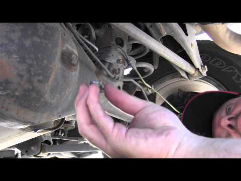 Toyota 4runner Rear Differential Oil Change Youtube