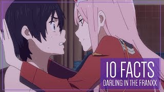 Darling in the FranXX: 10 Facts You Didn