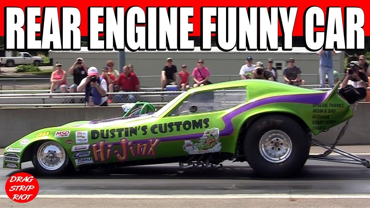Funny Cars Drag Racing Usa