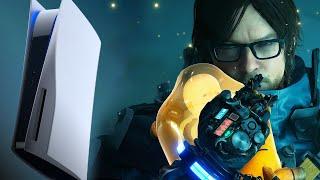 Death Stranding 2 su PS5? Kojima parla di una certa immagine