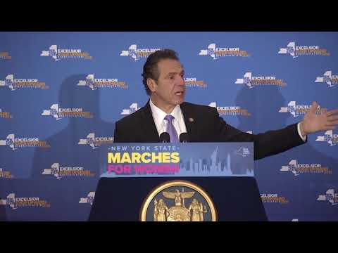 Governor Cuomo: You Have a President of the United States Who Simply Does Not Respect Women