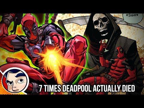 7 Times Deadpool Died