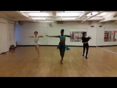 Debbie Wilson -Bang Bang  - Jessie J, Ariana & Nicki - Commercial Jazz Class