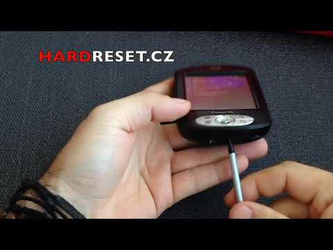 Factory Hard Reset PDA Mio P550