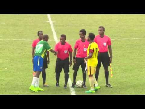 Vanuatu vs Solomon Islands Pacific Mini Games Highlights (15