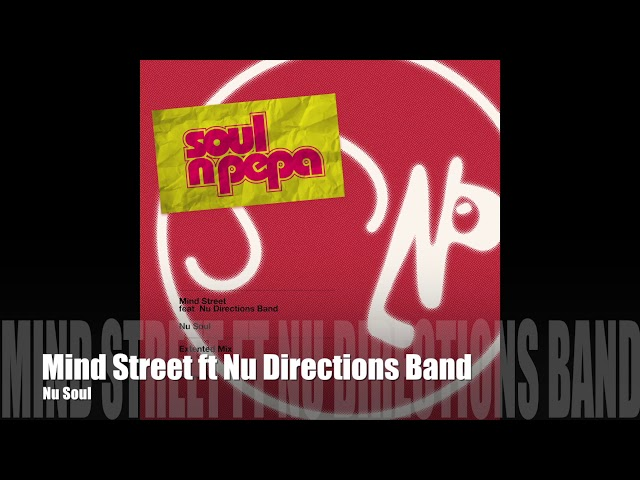 Mind Street ft Nu Directions Band