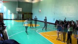 Открытый урок по физической культуре (Школа №9 г. Балашиха).