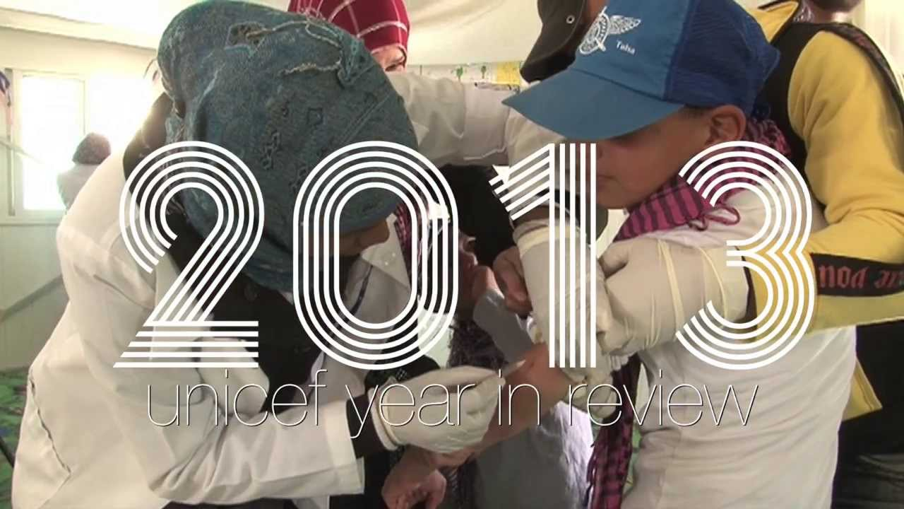 Year in Review | 2013 | UNICEF